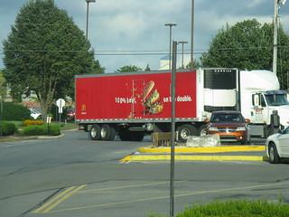 McDonald's Truck