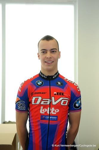 Ploegvoorstelling Davo Cycling Team (17)