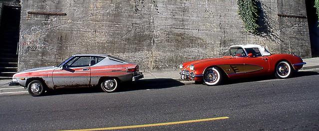 car voiture chevroletcorvette