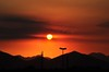 não me canso de OLHAR-TE! (Ruby Ferreira ®) Tags: sunset pôrdosol ontheroad riodejaneirorj notreatment silhuetassilhouettes colinashills