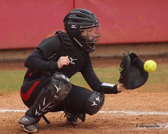 University of Arkansas vs Bradley Softball (Garagewerks) Tags: woman college sport female university all stadium bigma sony sigma bradley arkansas vs softball boyd athlete fayetteville 50500mm views50 f4563 slta77v