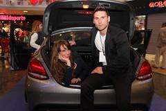 21-Citycar Sur presenta los nuevos Mercedes-Benz Clase C y GLA con la espectacular actuación de Nancys Rubias