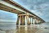 San Luis Pass (notdon.com) Tags: ocean bridge texas hdr brazoria sanluispass top20bridges