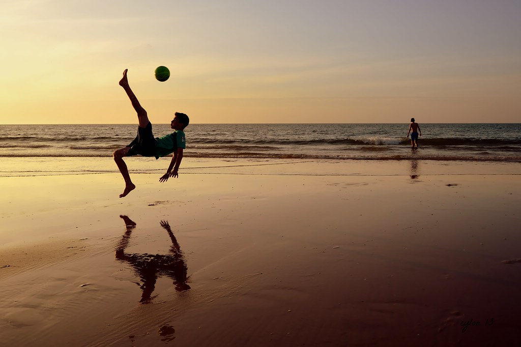 Fondos De Pantalla Fútbol Pelota Silueta Deporte: The World's Most Recently Posted Photos Of Atardecer And