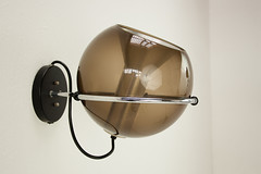 Raak Ligtelijn Globe wall lamp (Hedenverleden.nl) Tags: lighting dutch vintage de design retro industrialdesign raak dutchdesign vintagelighting