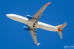 SmartWings --- Boeing B737-800 --- C-FLSW (Drinu C) Tags: plane aircraft sony boeing dsc 737 mla scimitar smartwings cflsw lmml hx9v adrianciliaphotography