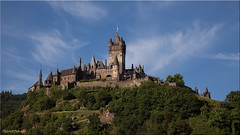 Cochem Reichsburg [ExploRed] (Patrick Berden) Tags: castle germany cochem mosel reichsburg 2015
