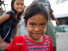 A young Filipino island girl (Gus Cantavero Film & Images) Tags: travel portrait girl female kid asia southeastasia child pacific philippines young photojournalism filipino