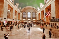 Grand central terminal NYC (Edgardo Puentes) Tags: new york city nyc buses train manhattan central grand terminal