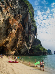 beach Railay beach, Thailand - Strand