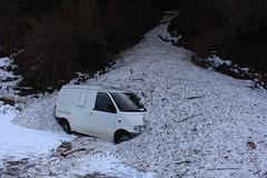 prise dans l'avalanche (bulbocode909) Tags: valais suisse sambrancher alpageduclou avalanches hiver neige camionnettes montagnes fourgonnettes véhicules