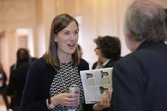 Kathy Murphy, San Jose Mercury News, chats with John Howard, Capitol Weekly #CARBONFREECA