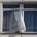 Lace curtain on the Brunswick Estate