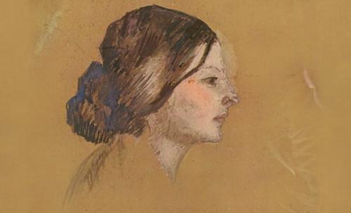 "Las Madeleines escuchando la soleada soledad, descripciones de Henri de Toulouse Lautrec (1889) y Pablo Picasso (1904). • <a style=""font-size:0.8em;"" href=""http://www.flickr.com/photos/30735181@N00/8815694572/"" target=""_blank"">View on Flickr</a>"