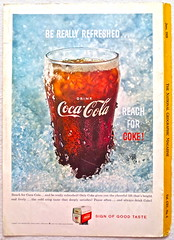 1959 - 1950s Vintage Coca Cola Advertisement From National Geographic Back Page 14 (Christian Montone) Tags: vintage ads advertising coke americana soda cocacola advertisements sodapop vintageads vintageadvert
