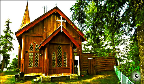 St. Mathews Church, Nathia Gali, Pakistan.