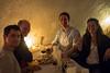 An evening around CSS (koalie) Tags: france dinner restaurant koalie bertbos w3t coraliemercier provencealpescôtedazur raphaëlgoetter byvv06 byvlad antibesjuanlespins olivierpinna