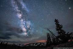 """The Great Gig in the Sky"" (Silent G Photography) Tags: longexposure nikon colorado wideangle astrophotography hayden rockymountains aspen d800 milkyway reallyrightstuff haydenpeak westernslope 2013 1424 pitkincounty nikond800 bh55lr markgvazdinskas silentgphotography tvc33 silentgphoto"