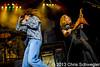 Tesla @ DTE Energy Music Theatre, Clarkston, MI - 08-02-13