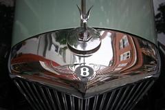 Bentley (Arend Jan Wonink) Tags: germany deutschland classiccar leer ostfriesland oldtimer bentley duitsland niedersachsen lowersaxony nedersaksen brunnenstrase walterowenbentleyfreundeskreis