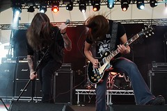 "Hellish Crossfire @ Rock Hard Festival 2013 • <a style=""font-size:0.8em;"" href=""http://www.flickr.com/photos/62284930@N02/9606232223/"" target=""_blank"">View on Flickr</a>"