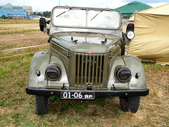 "UAZ-69 (2) • <a style=""font-size:0.8em;"" href=""http://www.flickr.com/photos/81723459@N04/9691112665/"" target=""_blank"">View on Flickr</a>"