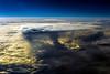 Edge Of Space #2 (xnir) Tags: sky plant clouds high earth nir xnir