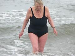 P1320118 (dianjo) Tags: northumberland northsea druridgebay seaswimming
