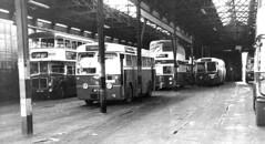 bpv8-026 (c)  Douglas F Parker January 1969 (Steve Guess) Tags: uk england bus suffolk gb iv regal ipswich parkroyal aec