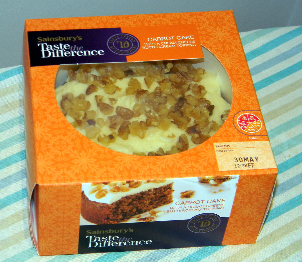 The World s Best Photos of cake and sainsburys - Flickr ...