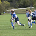 """<b>Luther Men Rugby vs Alumni</b><br/> Luther Rugby vs Alumni game at the homecoming 2013 - Photo taken on Saturday, October 5 by Maria da Silva<a href=""""http://farm4.static.flickr.com/3797/10104280836_a10d56bc21_o.jpg"""" title=""""High res"""">∝</a>"""
