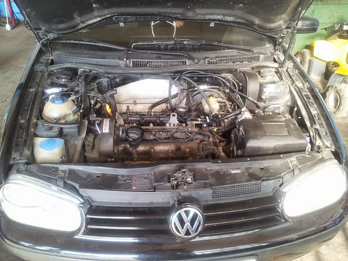 """VW Golf IV 1.6 16v <a style=""""margin-left:10px; font-size:0.8em;"""" href=""""http://www.flickr.com/photos/104493258@N06/10126220536/"""" target=""""_blank"""">@flickr</a>"""