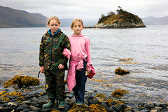 Girls of Knoydart