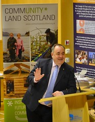 FM, Alex Salmond Address