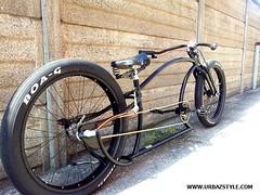 Smyinz by Urbaz Coool Bikes (Ruff-Cycles) Tags: bikes bicycles custom fahrrad cycles beachcruiser ruffcycles