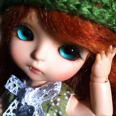 Sweet dolls love sweet mohair