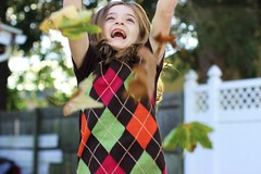 Fall fun (wildflower photo studios) Tags: portrait cute fall love halloween nature leaves kids bokeh