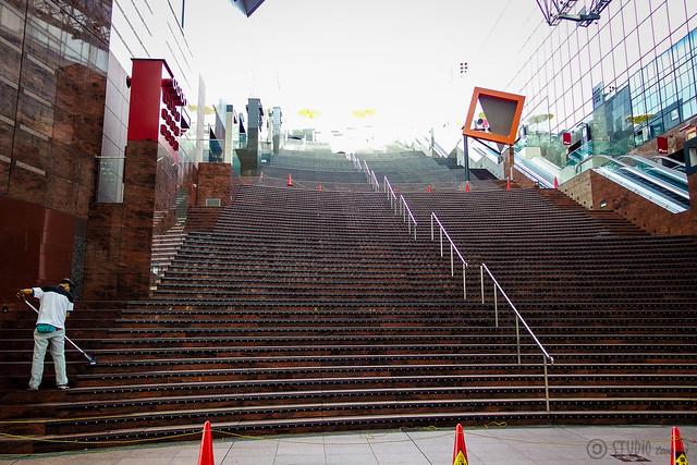 Big Stairs