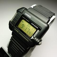 DSC02303 (turboBB) Tags: vintage watch casio lcd f102 f101 wn10 rps100