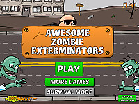 殭屍剋星(Awesome Zombie Exterminators)