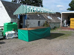 LORN market facilities (MyPixAlbums) Tags: farmers argyll markets craft oban fayre