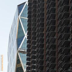 New York City (Edi Bhler) Tags: newyorkcity newyork building facade structure highrise bauwerk gebude fassade hochhaus vereinigtestaaten 70200mmf28 nikond3s hearsttowernewyorklm