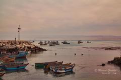 Puerto Lomas (Marcos GP) Tags: sea peru puerto botes muelle boat mar fisherman dock artesanal pesca arequipa pescadores marcosgp