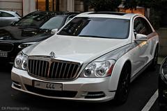 Maybach 57 S (CA Photography2012) Tags: park ca london car sedan photography mercedes benz hotel s automotive limo exotic arab german lane mercedesbenz mayfair saloon luxury limousine dorchester spotting 57 v12 merc maybach the 444 57s