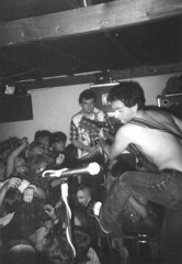Raw Power, 1986 at the Chi-Chi Club in Winterswijk, Holland, by Helge Schreiber