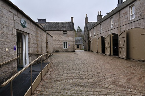 Stables at Balmoral Castle