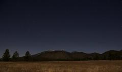 Humphreys Peak, Arizona (Heath B Emerson) Tags: longexposure trees mountains nature water stars landscape nightsky {vision}:{outdoor}=0989 {vision}:{sky}=099 {vision}:{ocean}=0732 {vision}:{sunset}=0567 {vision}:{clouds}=0941