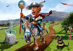 art unitedstates president presidential democrat manoflamancha barackobama politicalart commanderinchief austerity 2ndterm donquioxte bipartisanship knighterrant grandbargain donkeyhoteyphotoshopcaricaturecartoonfacepoliticspoliticalphotomanipulationphotomanipulationcommentarypoliticalcommentarycaricaturakarikatuurkarikatur