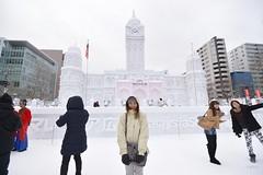 DSC_1422 (fafner2520) Tags: travel snow japan sapporo hokkaido snowfestival odori miku odoripark