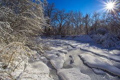 Faribault Minnesota, USA (Alexander Lamar Photography) Tags: white lake snow minnesota landscape frozen photo cool snowy mn alexanderlamarphotography